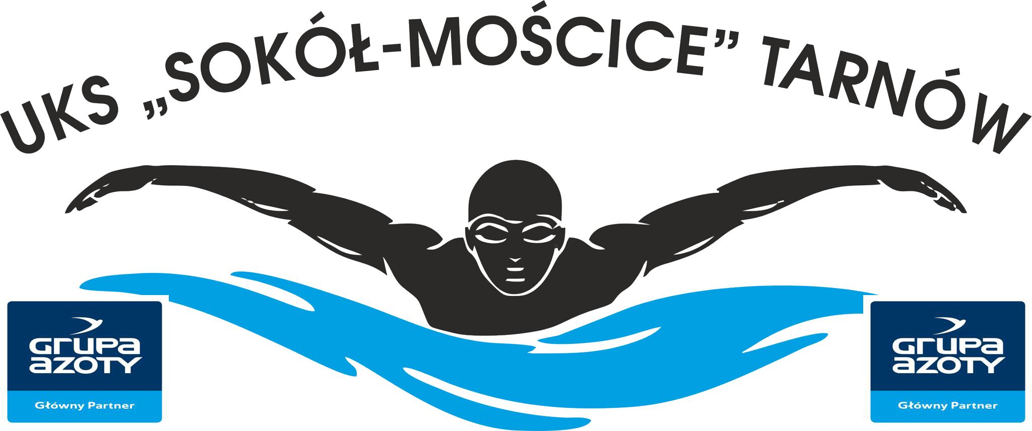 "UKS ""SOKÓŁ-MOŚCICE"" Tarnów logo"